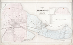 Meacham's Atlas: Plan of Alberton Lots 4 and 5, Prince Co., P.E.I.