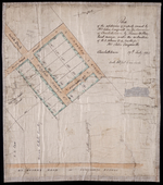 Plan of the subdivision of property owned by Mrs. John Longworth in the Commons of Charlottetown