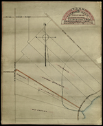Plan of Proposed Road on A. Dickerson's Farm Township No. 23