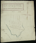 Plan of part of Lot No. XXVIII. Situate in Prince County P. E. Island