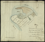 Plan of A tract of Land the property the Messrs. Macmillans & Peter Higgins on Township No. 34 in P. E. I.
