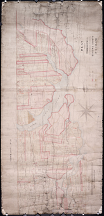 Plan of part of Township No. 21 Grenville Parish, Queens County P.E.Island