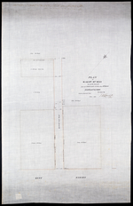 Plan of Right of Way as on the Ground part of Town Lot No. 36 in the 4th Hund. Charlottetown.