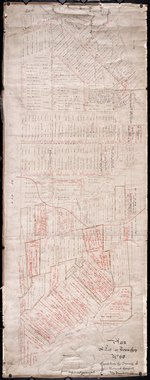 Plan of Lot or Township No. 60 Copied from the Survey of Roderick Campbell by Owen Curtis. L. S. 1877