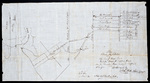 Plan showing the situation of the line of road from Melville Road to Appin Road also the connecting road leading to Crapaud Wharf