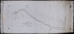 Plan of New Line Road From Montague Bridge tp Keith's Mill on Lots No. 51 & 52