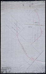 Plan of part of the Railway appropriation in Lots 5 and 6