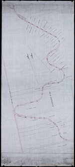 Plan of part of the Railway appropriations in Lot 45