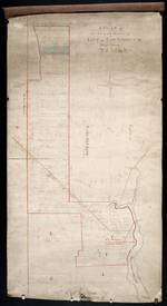 Plan of the North or C Division of Lot or Township No. 59