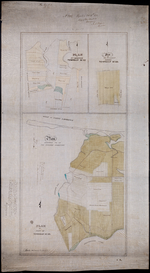 "Plan of St. Martins, Township No. 35; Plan of 320 1/2 Acres of Land ""Arisaig"", Township No. 35; Plan Referred to in the Annexed Indenture"